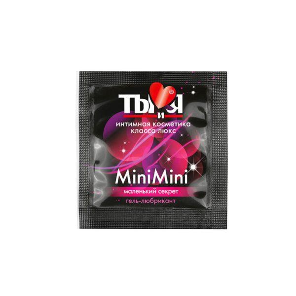 """Гель-лубрикант Ты и Я """"MiniMini"""" для женщин"""
