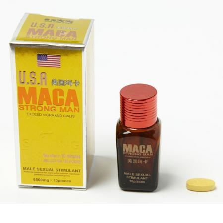 """Капсула """"Мака Перуанская - MACA USA"""" для потенции, 1шт"""