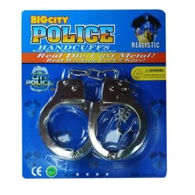 "Наручники металлические ""Police"" на блистере"