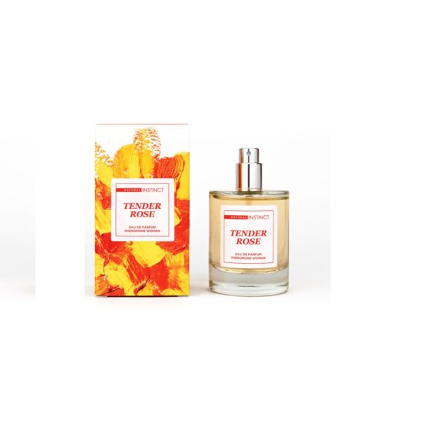 "Парфюмерная вода с феромонами Natural Instinct ""Tender Rose"" женские"