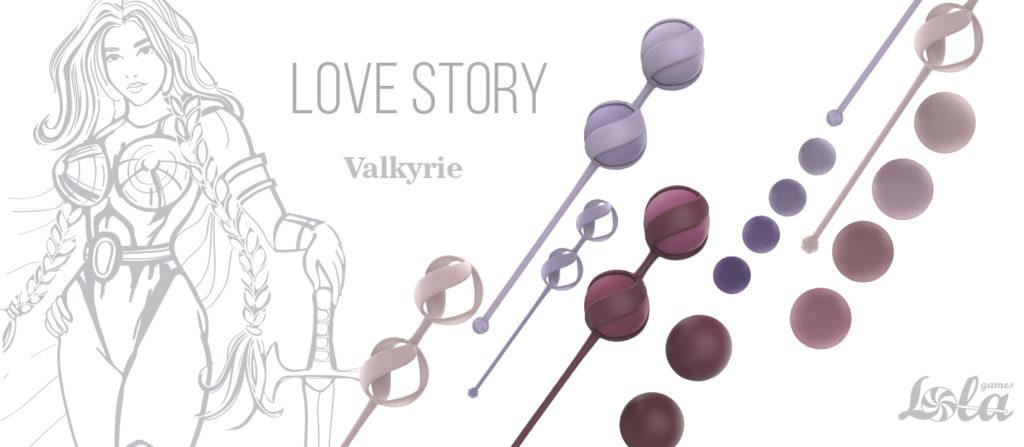 Новый набор шариков LOVE STORY ОТ LOLA GAMES