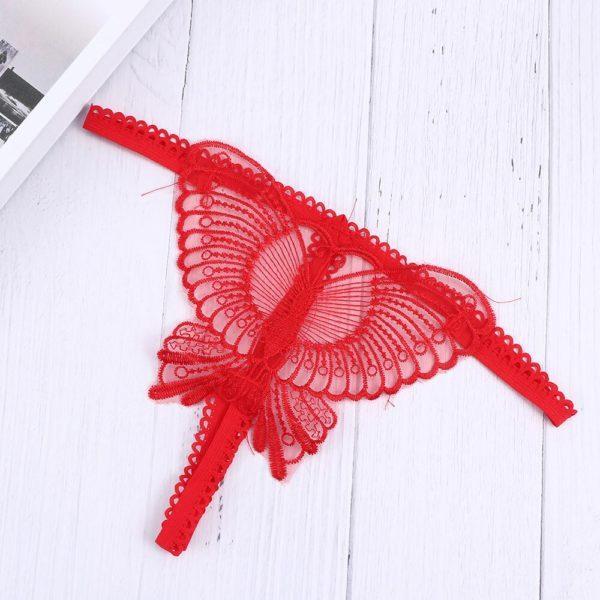 Трусики «Бабочка» с доступом